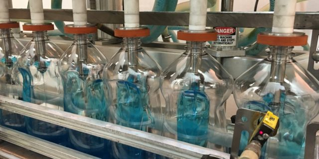 Bottle Filling Dalden Corporation