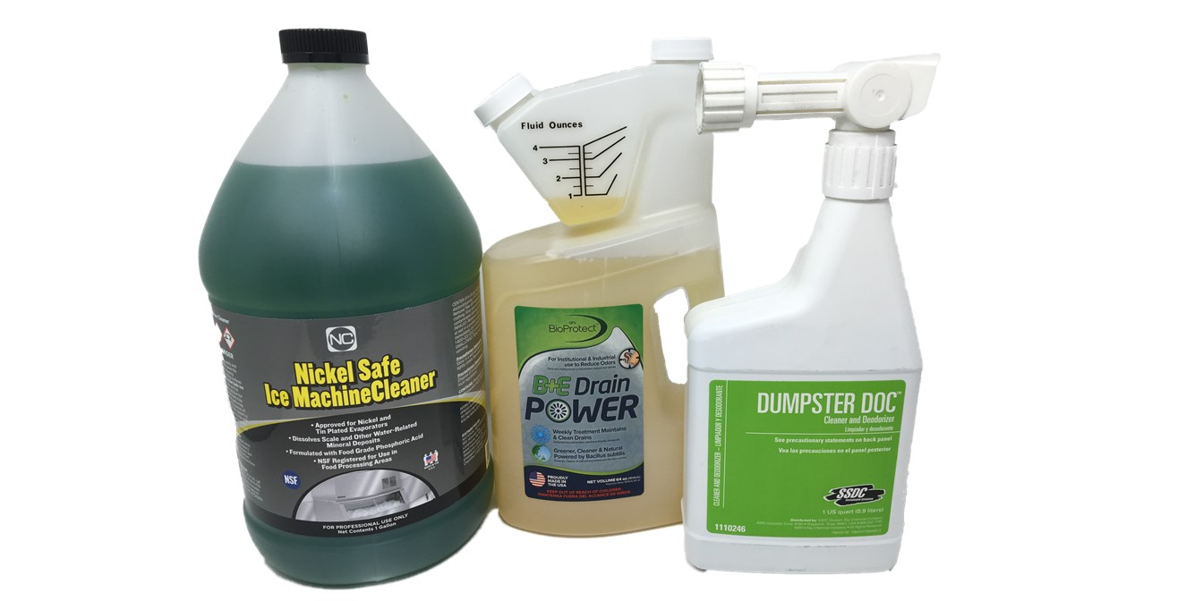 Cleaning Products Filling Dalden Corporation